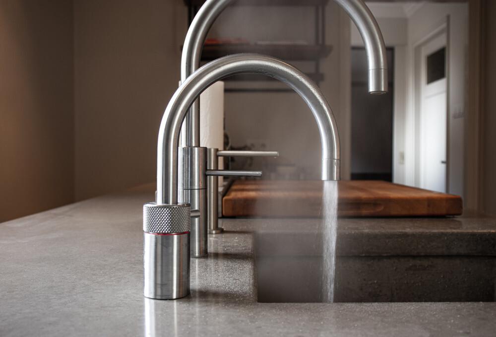 Eletrische boiler voor warm water