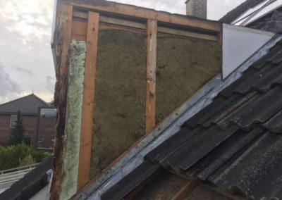 Oude dakkapel - Dakkapel vernieuwen Leiden
