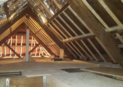Renovatie dak specialist in Leiden | Impact Bouwbedrijf
